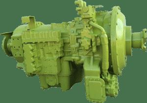 Remanufactured Allison 8000 Off Highway Transmission from Centranz