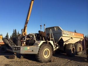 Terex TA-30 Articulated Haul Truck