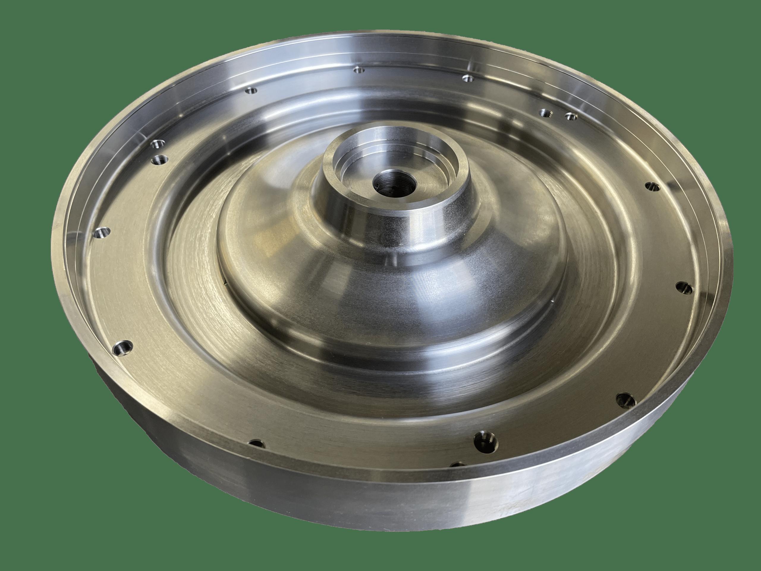 Non-Welded, Leak-Proof Flywheels for Volvo PT Torque Converters