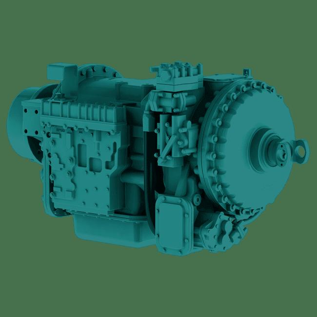 CL(B)T 6061 Remanufactured Allison Transmission